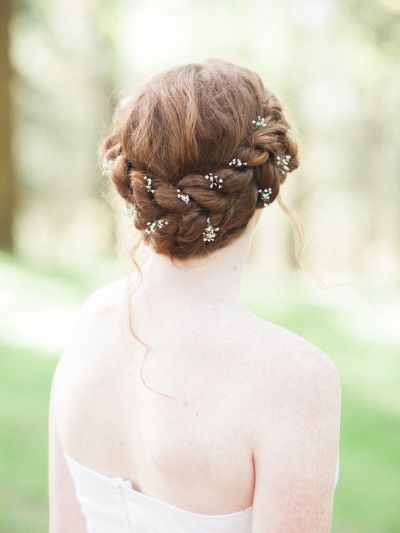 20 Fabulous Wedding Hairstyles For Every Bride Tulle