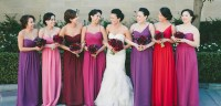 Top 10 Colors for Fall Bridesmaid Dresses 2015 ...