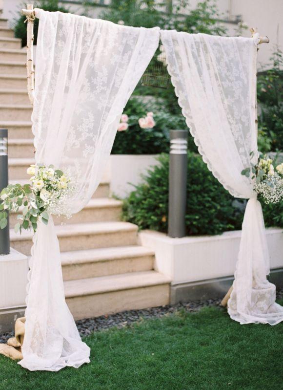 Simple Gold Wedding Invitations