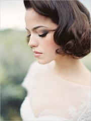 creative short wedding hairstyles