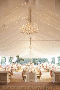 wedding lights ideas | Tulle & Chantilly Wedding Blog