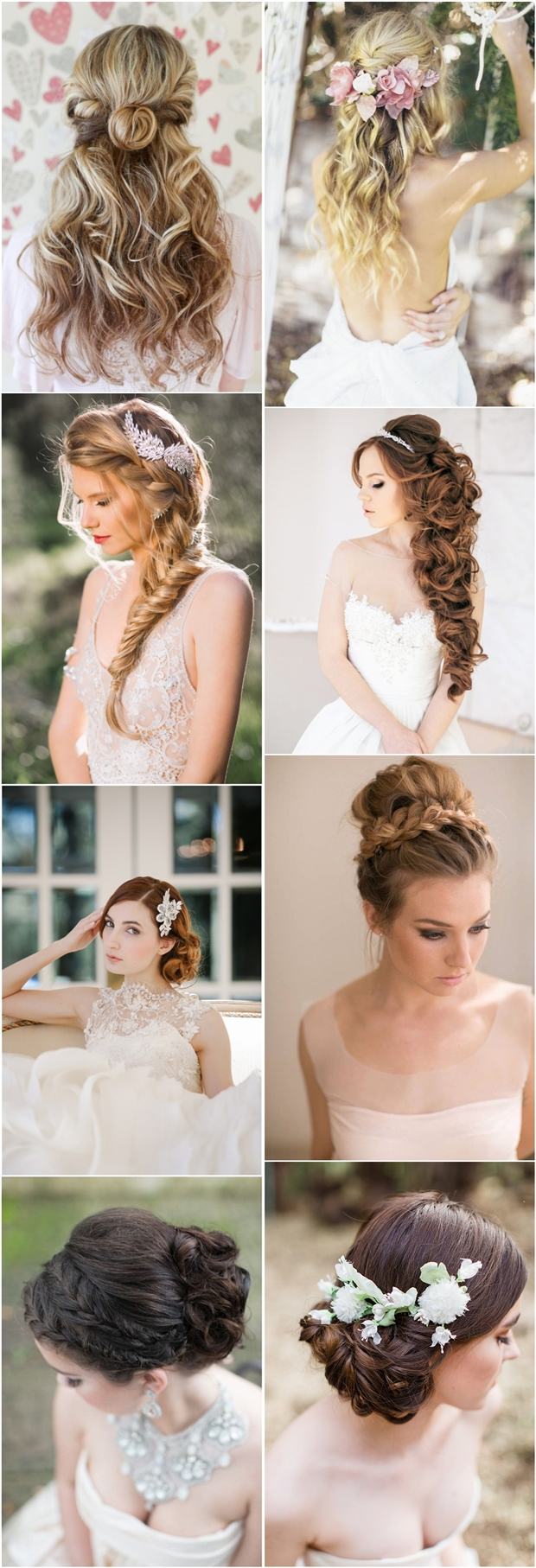 20 fabulous wedding hairstyles for every bride | tulle
