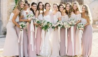 fall bridesmaid dresses | Tulle & Chantilly