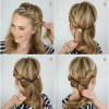 Twisted frech diy braid wedding hairstyles for long hair wallpaper hd hairstyle mobile phones high resolution best with tulle chantilly