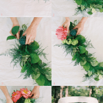 40 Elegant Ways To Decorate Your Wedding With Floral Garlands Tulle Chantilly Wedding Blog