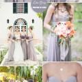 Wedding colors ideas 2016 and spring bridesmaid dresses ideas 2016
