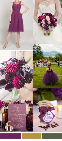22 Amazing Wedding Color Ideas and Bridesmaid Dresses You ...