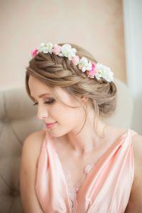Elegant Wedding Hairstyles Part II: Bridal Updos   Tulle ...