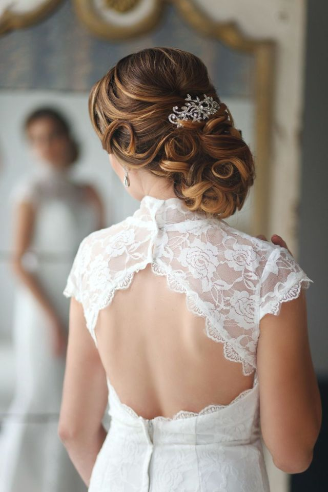 elegant wedding hairstyles part ii: bridal updos | tulle