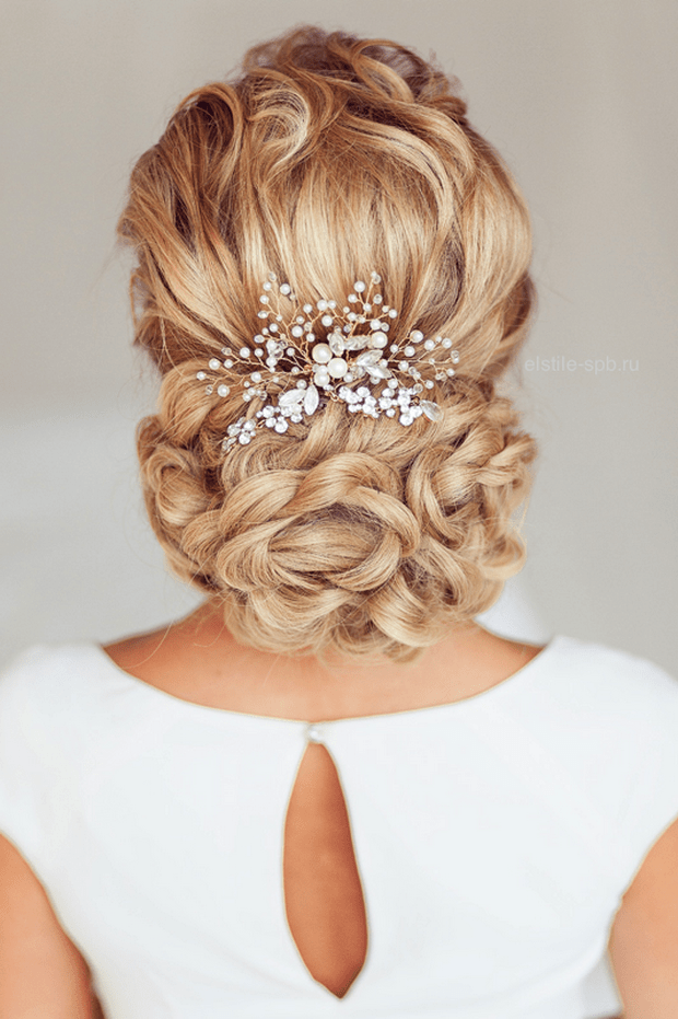 Wedding Hairstyles Tulle Amp Chantilly Wedding Blog