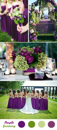 Five Fantastic Spring and Summer Wedding Color Palette ...