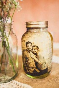 26 Creative DIY Photo Display Wedding Decor Ideas | Tulle ...