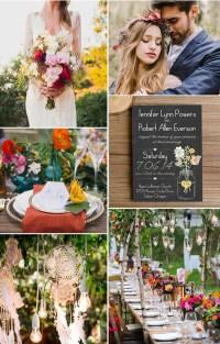 Boho Rustic Wedding | Wedding Ideas