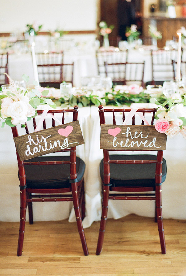 wedding bride and groom chairs rocking chair kit 30 awesome sign decor ideas for tulle adorable decorations reception