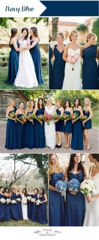 Top Ten Wedding Colors For Summer Bridesmaid Dresses 2016 ...
