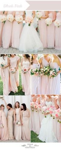 Top 10 Wedding Colors For Summer Bridesmaid Dresses 2016 ...