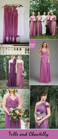 Top 10 Pantone Fall Wedding Colors for Bridesmaid Dresses ...