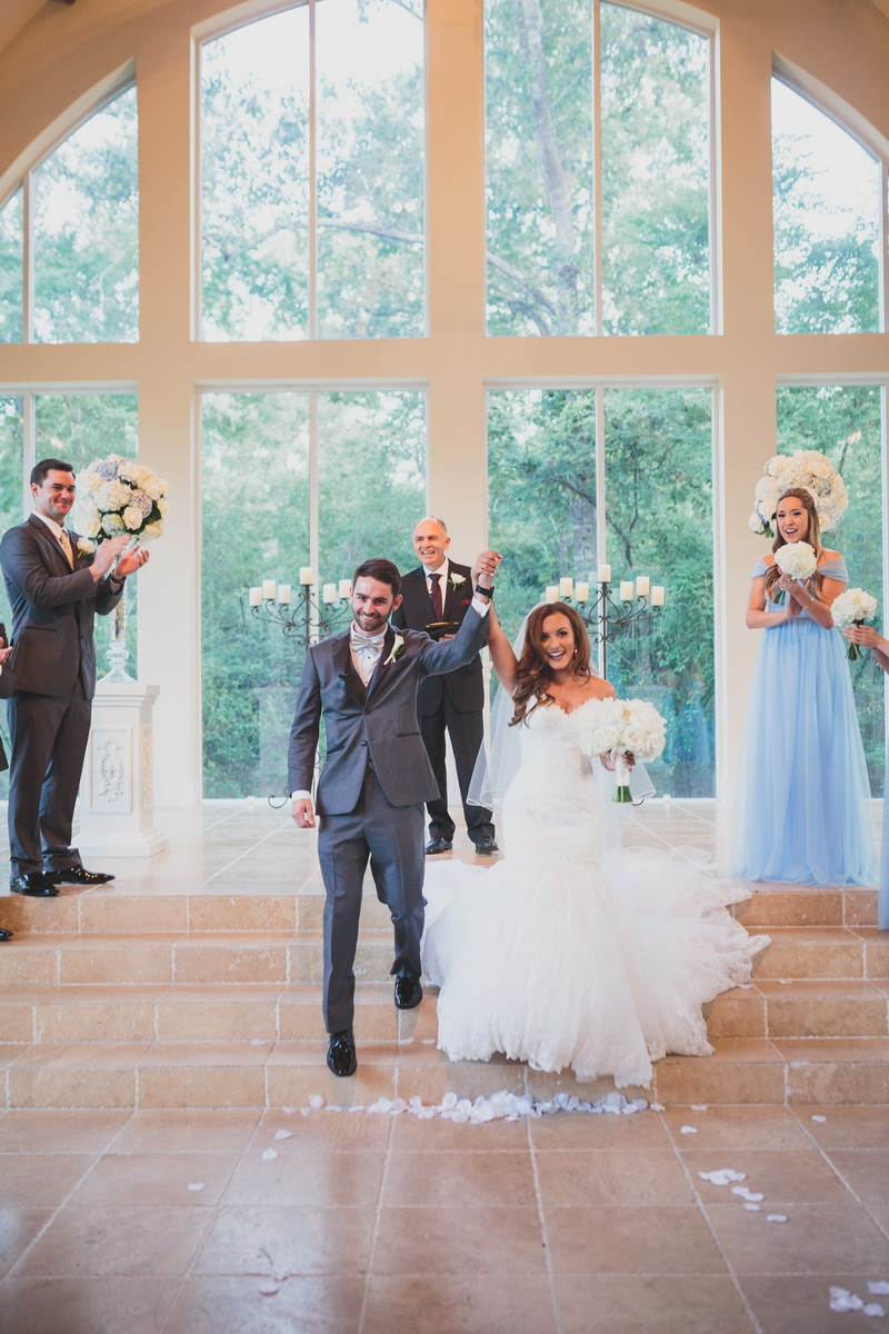 Marianne And Mitchell Elegant Garden Wedding Inspiration