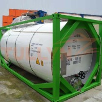 20ft ISO Coal Powder Tank Container