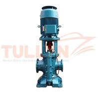 3GCL Series Heavy Oil Marine Vertical Three Screw Pump