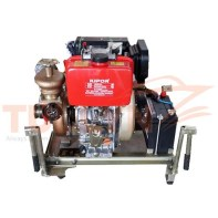 CWY Series Portable Marine Firefighting Pump