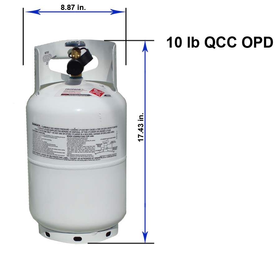 hight resolution of propane tank sizes filled and sold