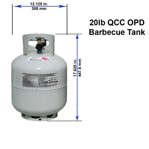 small resolution of 20 lb qcc opd barbecue tank