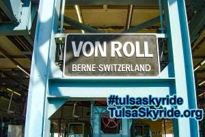 Tulsa skyride history: Von Roll