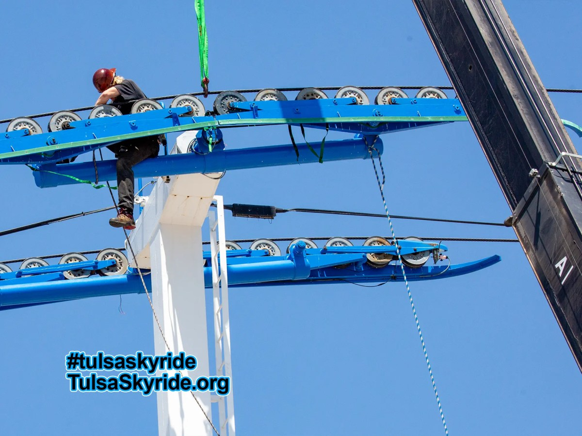 Tulsa Skyride: maintenance, service, and support
