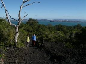 Rototito Volcanic Island