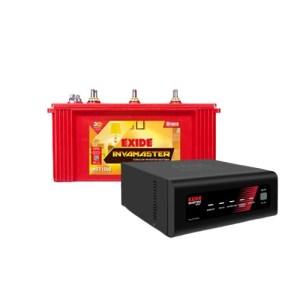 Exide Star 1050VA and Exide Inva Master IMST1500 – 150Ah Battery