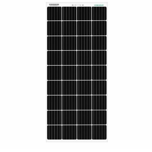 Loom Solar 180watt Mono perc Panel