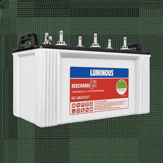 Luminous Inverter Battery 150AH