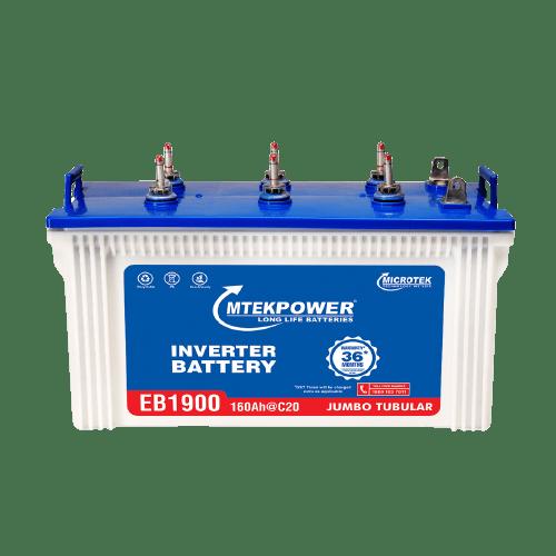 Microtek EB1900 160Ah Battery