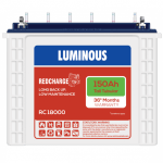 Luminous RC18000 150Ah Battery Redcharge