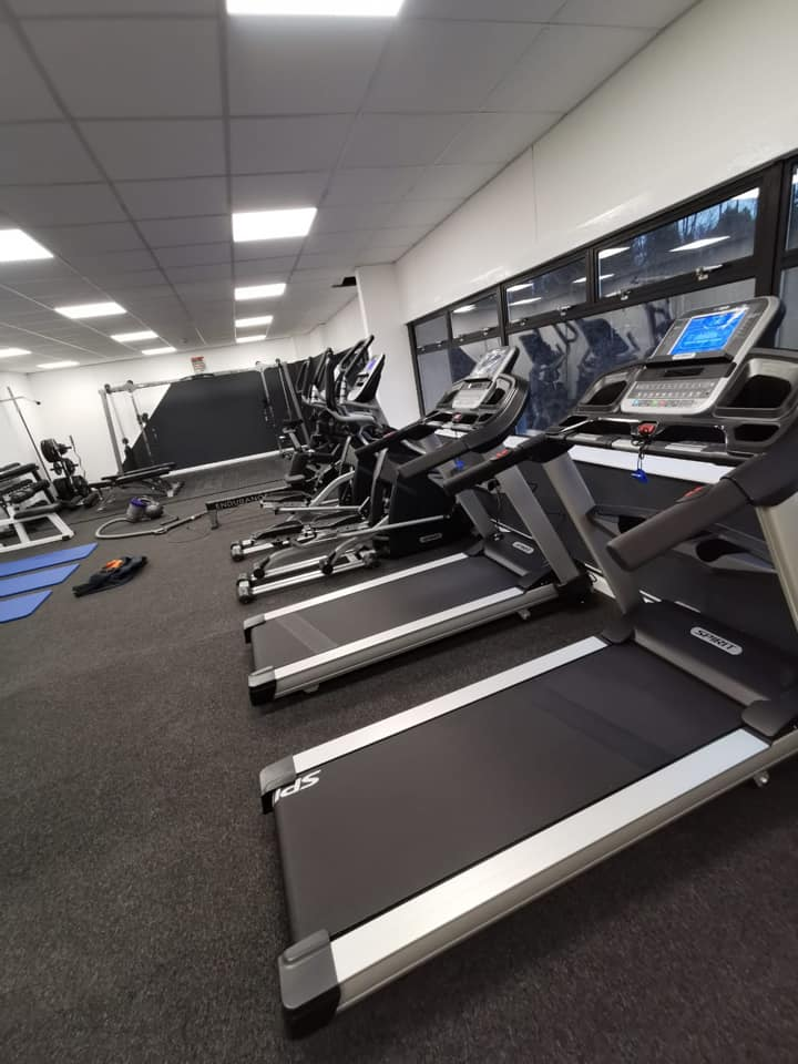 Fitness Suite Treadmills