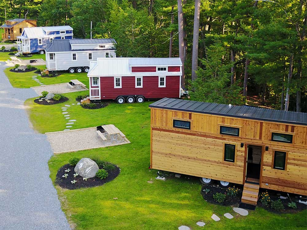 Top Reasons To Visit A Tiny Home Hotel For Your Next