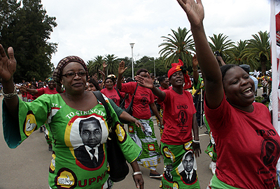 UPND Told To Move On