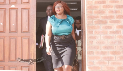 Dora Siliya Told To Start Dressing Properly in Parliament