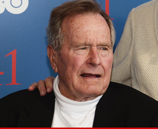 George Bush Sr. Condition Worsens, Moved to ICU