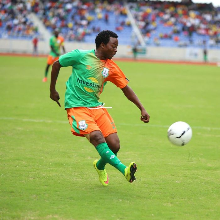ZESCO Sinks Al Ahly In CAF Champions League