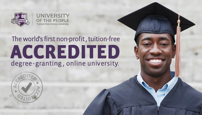 University of The People Becomes Worlds First Tuition Free University To Offer Online Degrees.
