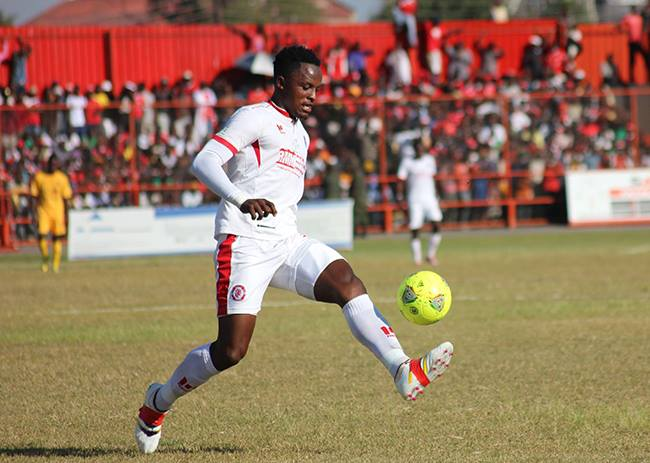 Walter Bwalya To Join National Team