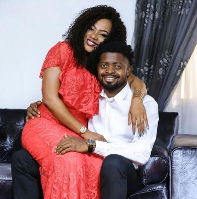 'You're The Perfect Description Of A Perfect Wife' – Basketmouth Writes In Valentine Message To Elsie