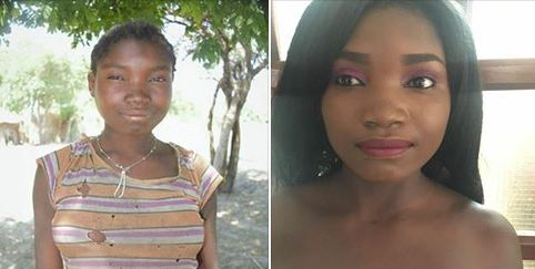 Surprising: See How A Girl Brought From Village To Town Transforms In Just Few Days