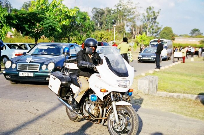 One Police Officer Dies In Presidential Mortorcade Accident
