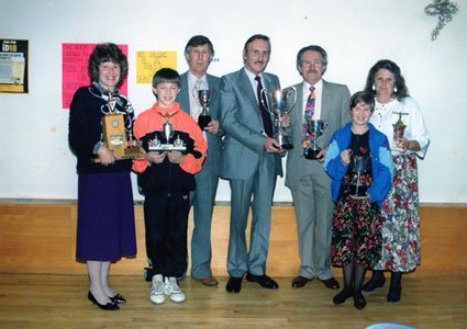 Club presentation about 1991