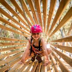 Girona, Masos de Pals – Costa Brava Parc d'Aventura Pals