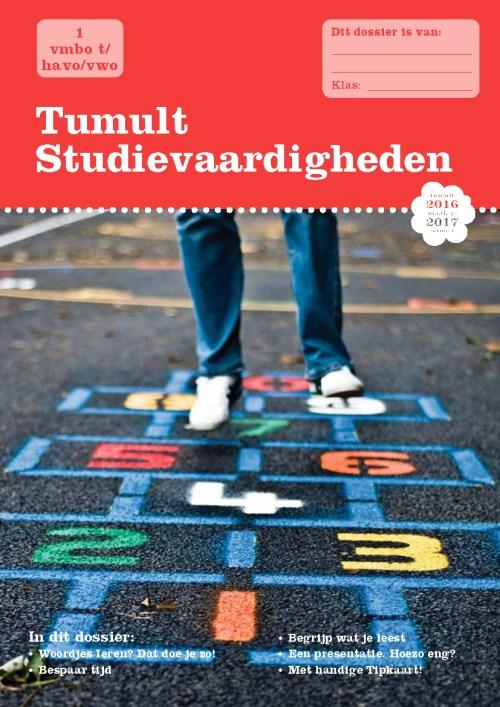 Tumult SV1 THV 2016 Cover