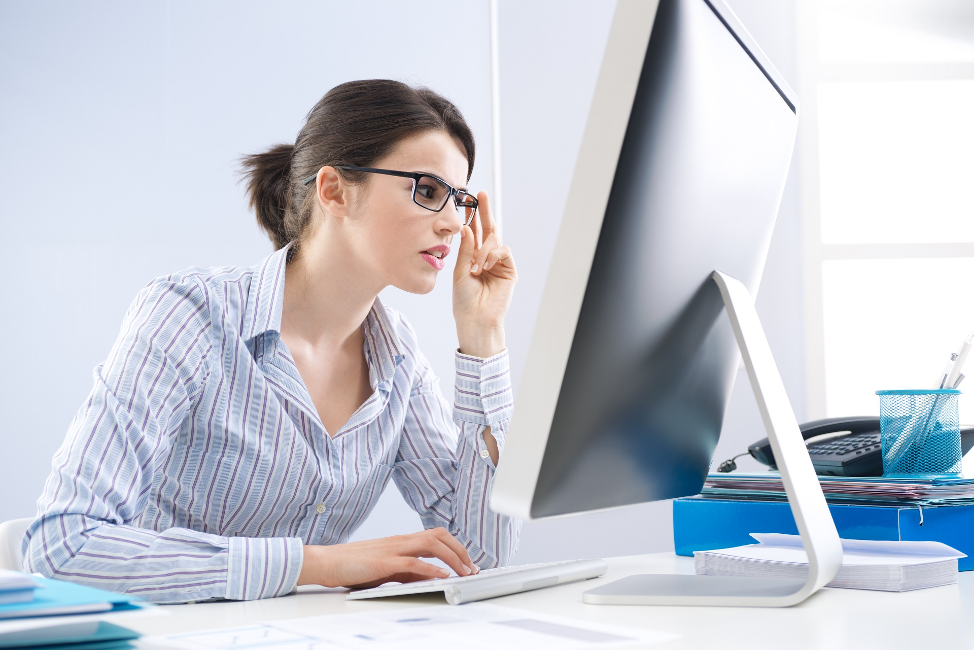 Computer Vision Syndrome | Tumwater Eye Center